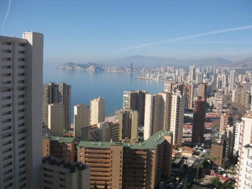 Appartamenti apartamentos mirador del mediterr neo for Mirador del mediterraneo