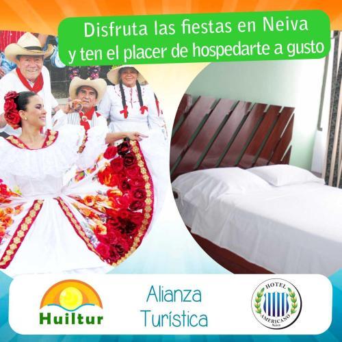 HotelHotel Americano Neiva