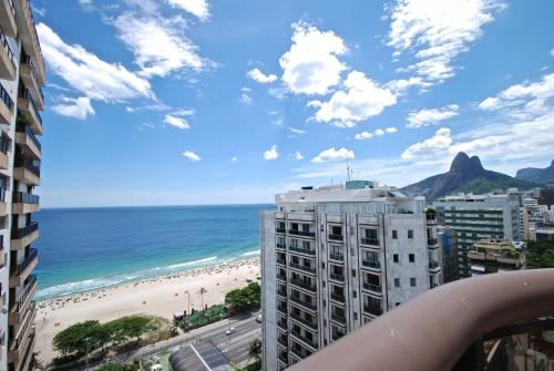 Ipanema Apart-hotel on the Beach
