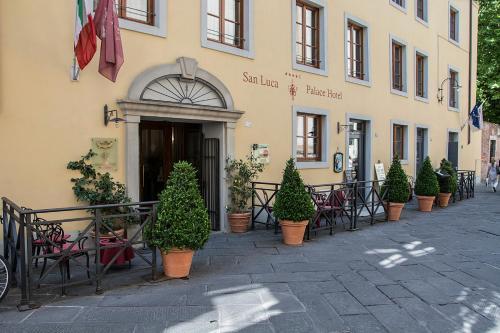 Отель San Luca Palace 4 звезды Италия