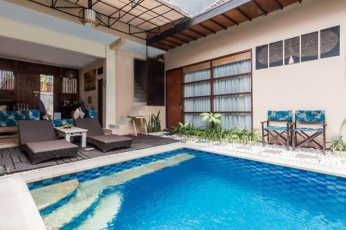 Отель ZenRooms Legian Nakula Srikandi 3 звезды Индонезия