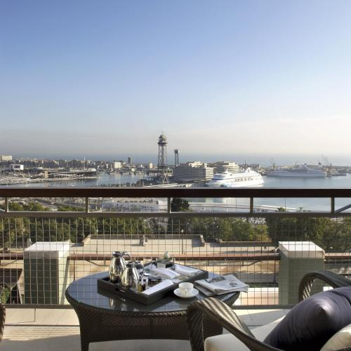 Restaurante Hotel Miramar Barcelona