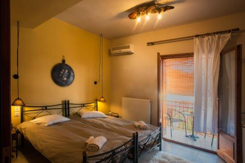 Skourgias Rooms - KALA NERA, PELION Greece