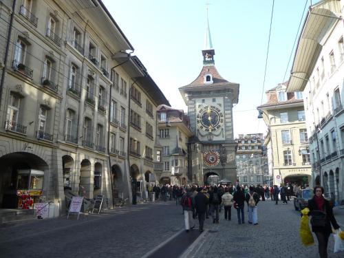Bern Backpackers Hotel Glocke in Bern