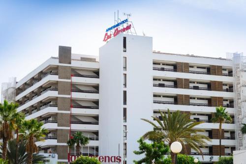 Apartamentos las arenas playa del ingles grand canary canary islands - Apartamentos playa del ingles economicos ...