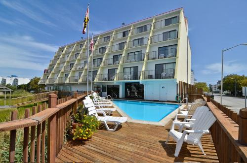 Sea bay hotel ocean city md united states overview for Cost to build a house in maryland