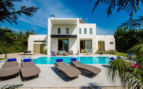 Filerimos Oasis Villa
