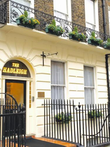 Hadleigh Hotel, Marble Arch (London)