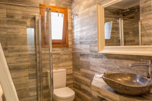 Deluxe Double Room with Balcony Hotel Abaco Altea 3