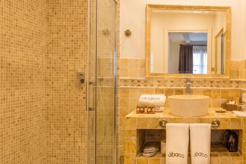 Deluxe Double Room with Balcony Hotel Abaco Altea 1