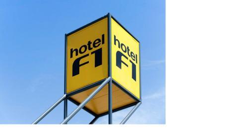 HotelhotelF1 Pau