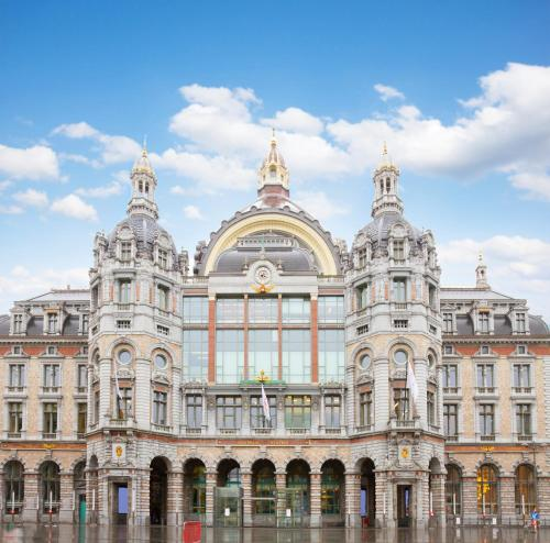 Radisson BLU Astrid Hotel, Antwerp photo 18