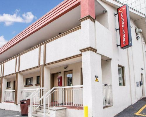Econo Lodge Fort Lee -  star rating for travel with kids