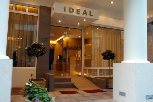 Отель Hotel Ideal 2 звезды Греция