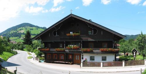 Haus Seiwald - Apartment mit 1 Schlafzimmer