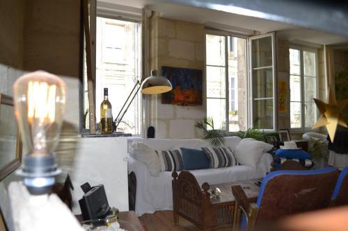 Charmant appartement avec terrasse location saisonni re for Location bordeaux terrasse