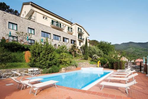 Отель Hotel Villa Edera & La Torretta 3 звезды Италия