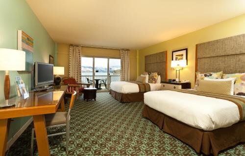 Campbell S Resort On Lake Chelan Hotel