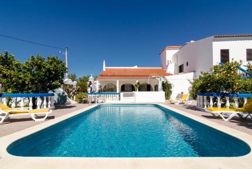 Armação de Pêra Villa Hedwiges Armação de Pêra Algarve Portogallo