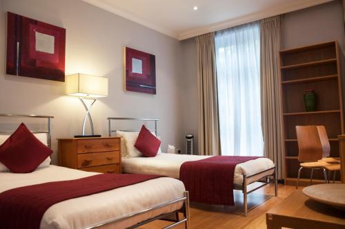 Отель 12 London Street Apartment 4 звезды Соединенное Королевство