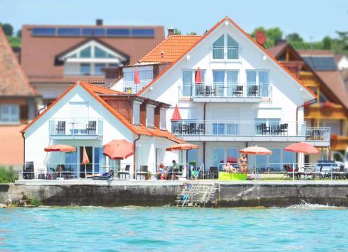 Отель Seehotel BelRiva 3 звезды Германия
