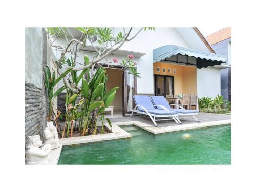 Отель Villa Nuansa Cliff 4 звезды Индонезия
