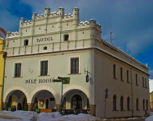 Hotel Bílý Konícek