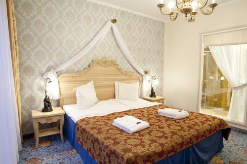 Aile Odası + SPA Erişimi (Family Room with Spa access)
