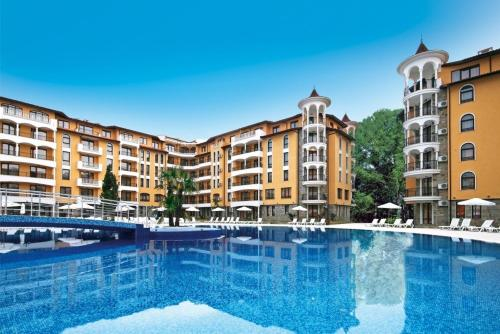 Royal Apartments Black Sea