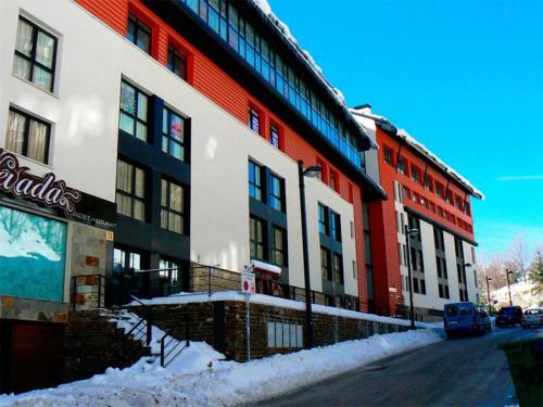 Отель Apartamentos Monte Gorbea ASN 0 звёзд Испания