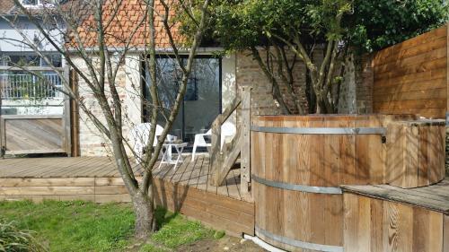 Le Magnolia, Saint-Martin-Boulogne,Nord-Pas-de-Calais, Northern ...