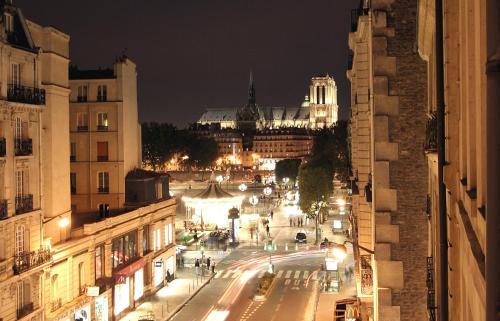 Le Marais Notre Dame