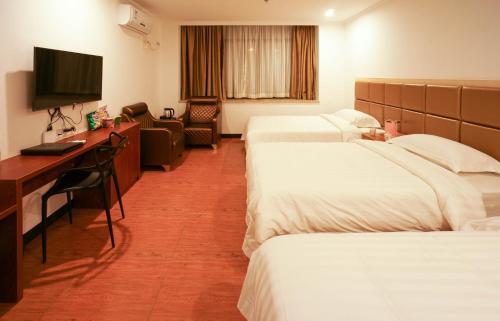 Отель Guangzhou Tianhui Business Hotel 0 звёзд Китай