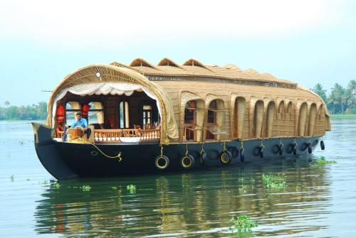 Отель Amrutham Houseboat 2 0 звёзд Индия