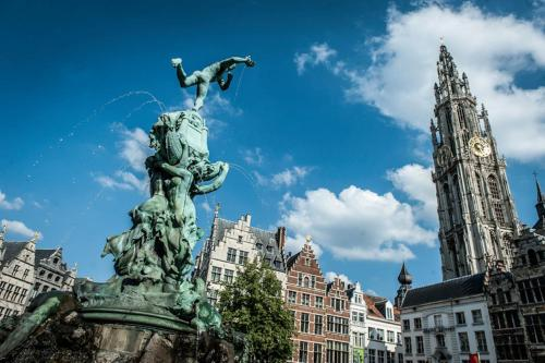Radisson BLU Astrid Hotel, Antwerp photo 40