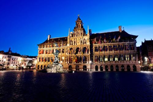 Radisson BLU Astrid Hotel, Antwerp photo 41