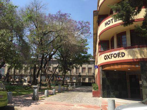 More about Hotel Oxford