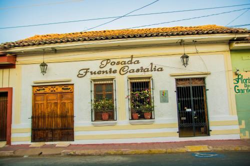 Posada Fuente Castalia, León