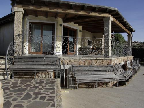 Room photo 650539 from Villa Irina Hotel in Capo Coda Cavallo