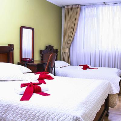 HotelHotel Chambu Plaza