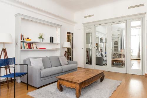 Appartement d'exception sur les Champs Elysées