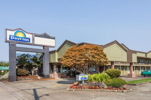 Days Inn Eugene Downtown/university