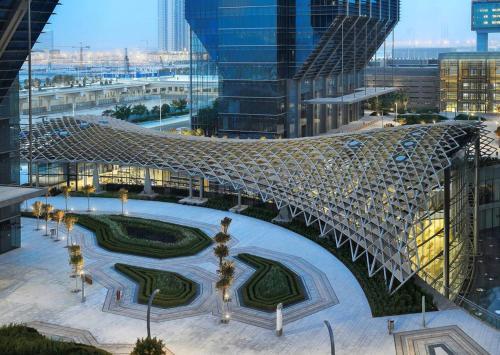 Four Seasons Hotel Abu Dhabi at Al Maryah Island photo 2