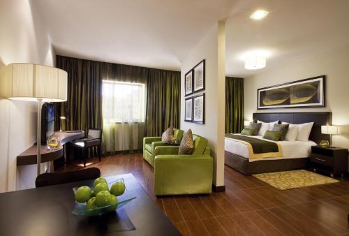 Mövenpick Hotel Apartments Al Mamzar Dubai photo 31