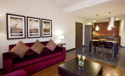 Mövenpick Hotel Apartments Al Mamzar Dubai photo 33