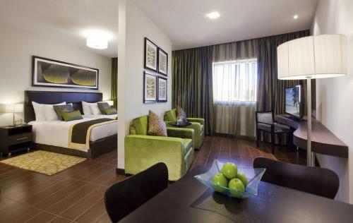 Mövenpick Hotel Apartments Al Mamzar Dubai photo 13
