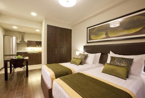 Mövenpick Hotel Apartments Al Mamzar Dubai photo 14