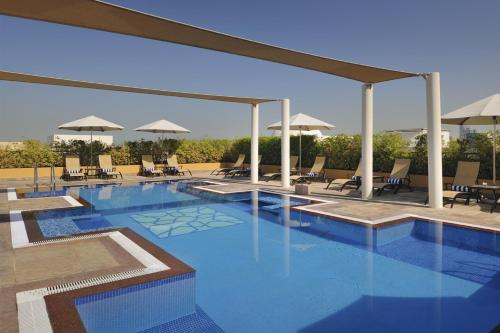 Mövenpick Hotel Apartments Al Mamzar Dubai photo 38