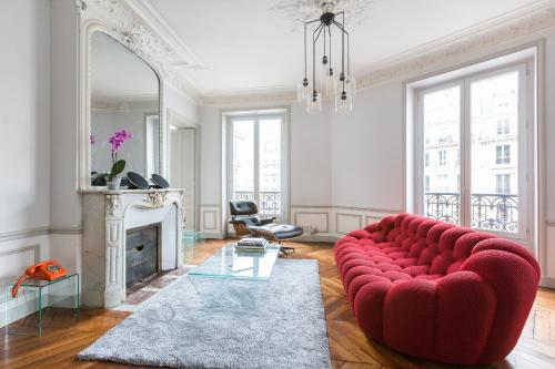 Two-Bedroom Apartment - Rue de Turbigo II