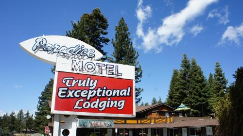 Paradice Motel, South Lake Tahoe - Promo Code Details